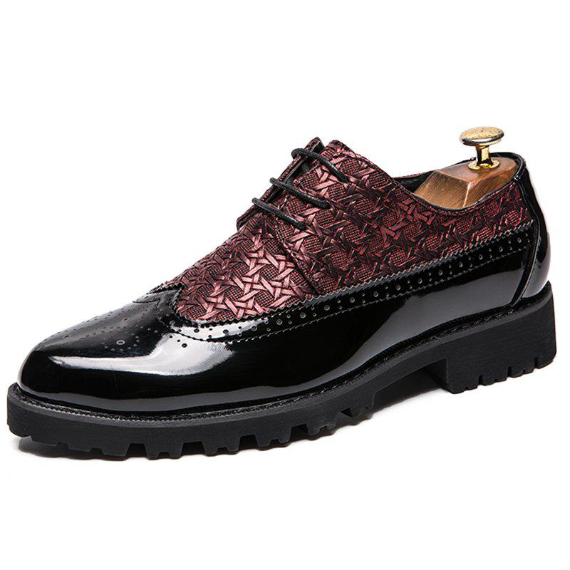 Discount Fashion Business Men's Formal Leather Shoes
