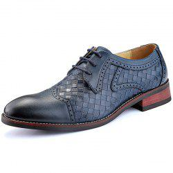 Men Business Comfortable Leisure Leather Shoes -