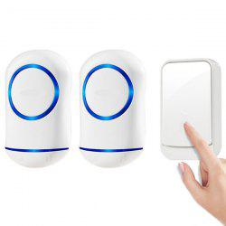Smart Wireless Home Exchange Digital Electronic Music Doorbell -