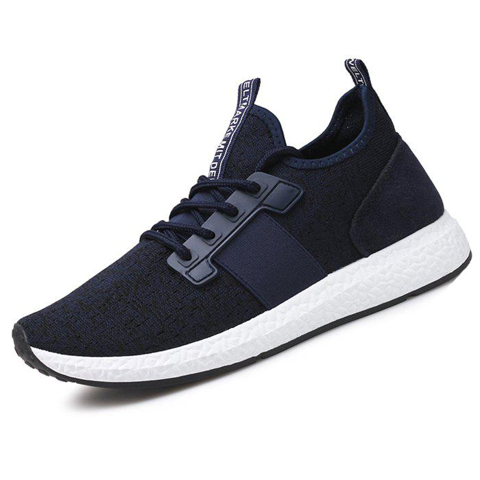 Latest Flying Woven Mesh Casual Shoes
