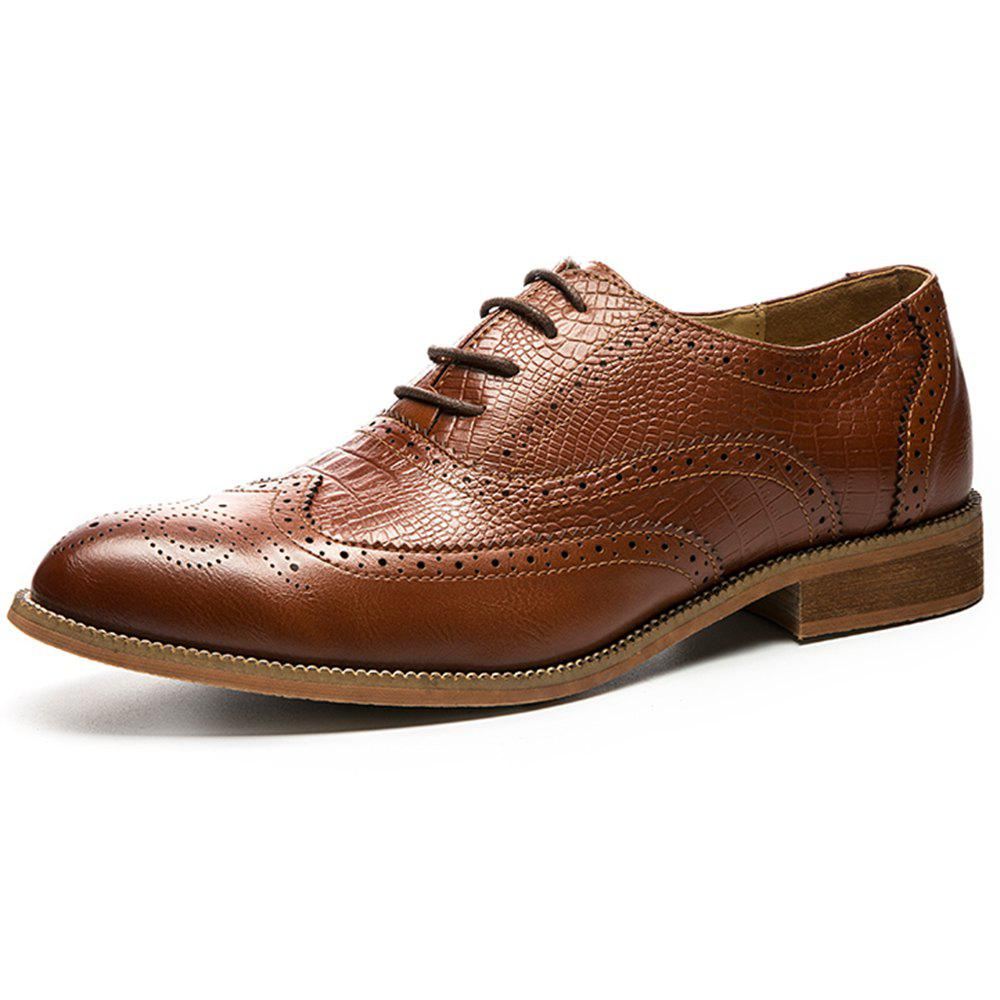 Affordable Men's Formal Business Casual Shoes