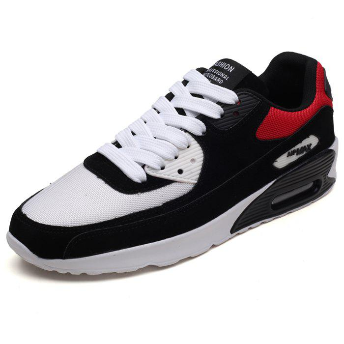 Chic Breathable Air Cushion Men Sneaker Sports Shoes