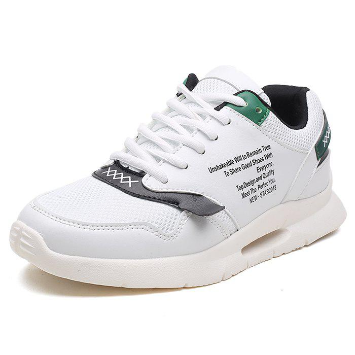 Trendy Breathable Casual Sneaker