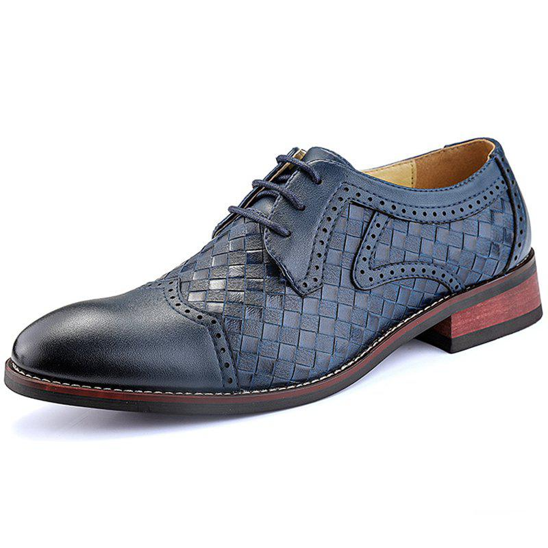 Discount Men Business Comfortable Leisure Leather Shoes