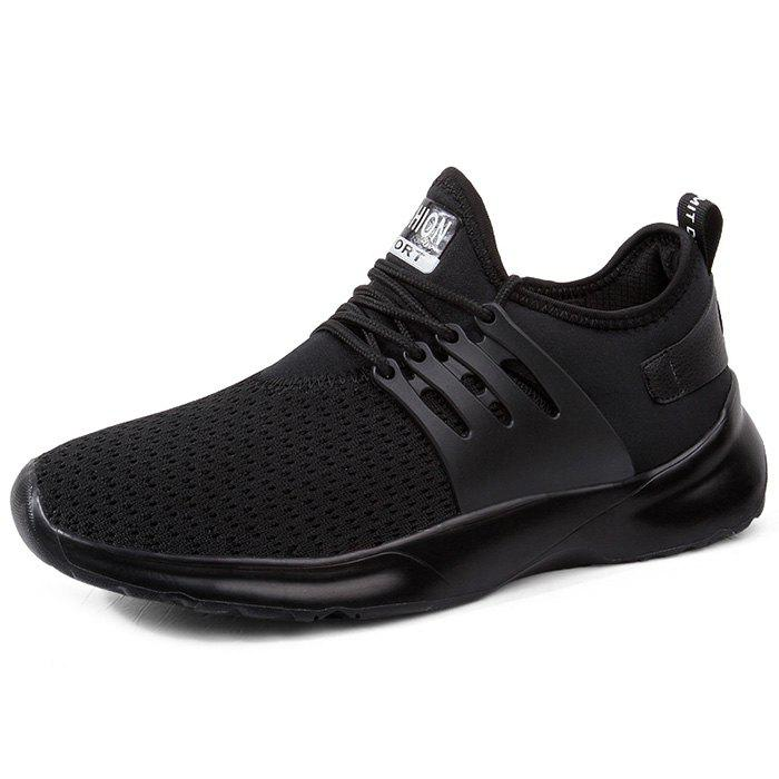 Discount High Elasticity Casual Men Sports Shoes Male Sneaker
