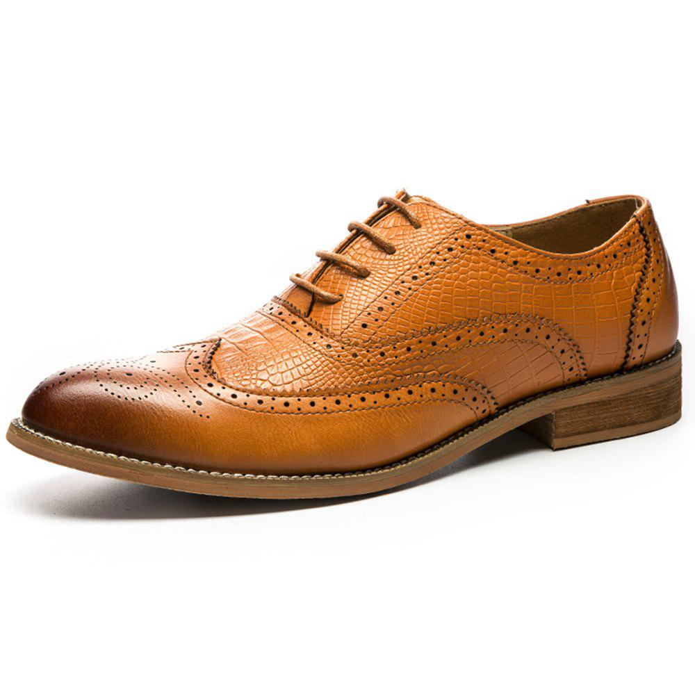 Hot Men's Formal Business Casual Shoes