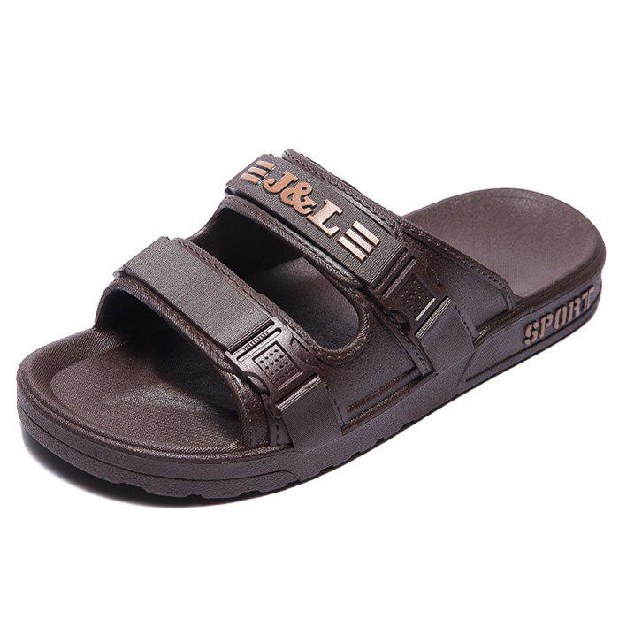 Shops Fashionable Simple Slippers for Men