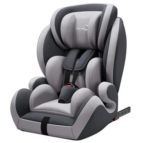 Trendy HAPPYBE YB706A Child Safety Seat AIO All-inclusive for Car