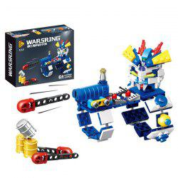 Fighting Building Blocks Educational Outdoor Toy for Kids -