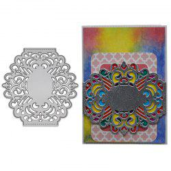 Greeting Card Lace Carbon Steel Cutting Dies -