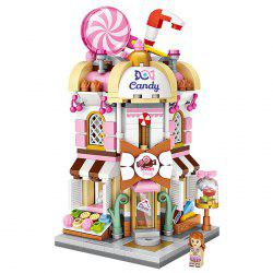 LOZ  Candy Store Puzzle Block Toy -