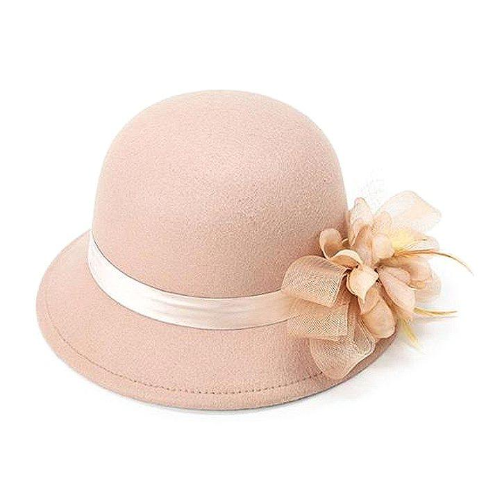 Cheap Fashion Winter Woolen Dome Hat for Women