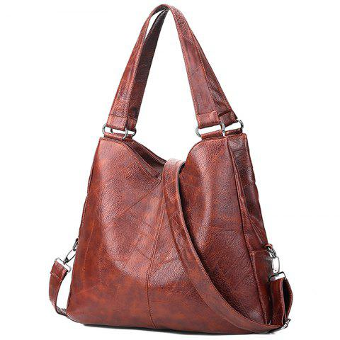 Soft Leather Shoulder Large Capacity Wild Fashion Korean Version Handbag ad3aee068a