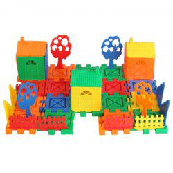Angel Home Small House Building Blocks -