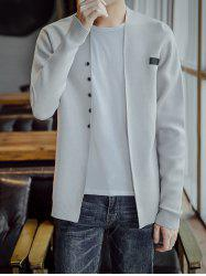1906 - A662 Pullover Bottom Sweater Cardigan -