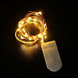 cr2032 Button Battery Box Crafts Flowers Christmas Decoration Lights String -