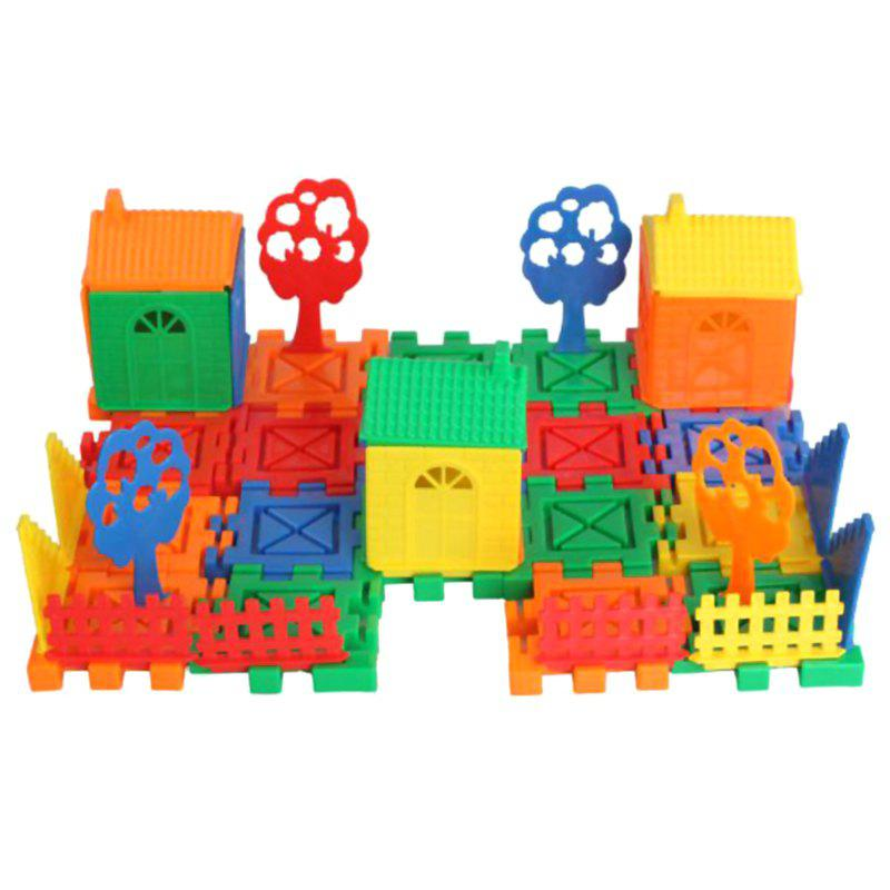 Outfits Angel Home Small House Building Blocks