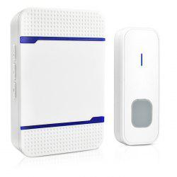 P7 Wireless Home Remote Music Electronic Doorbell -