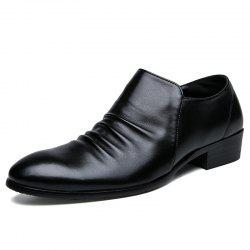 Men's Big Size Pointed Business Formal Shoes -