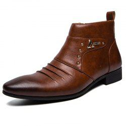 British Style Fashion Casual Formal Shoes -