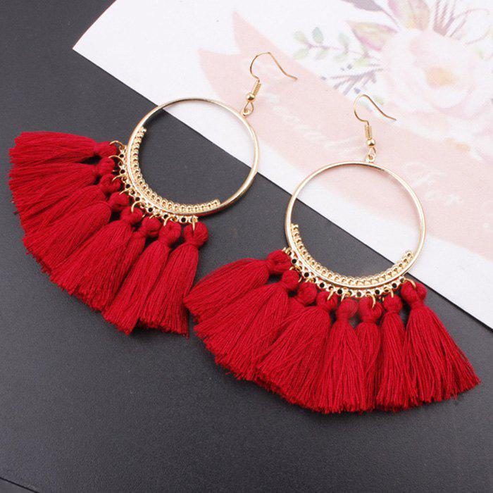 Outfit Tassel Fashion Creative Earrings