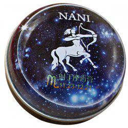 Simple 12 Constellation Solid Perfume -