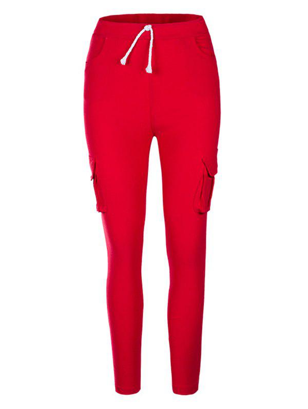 Outfits Women's Multi-bag Casual Pants