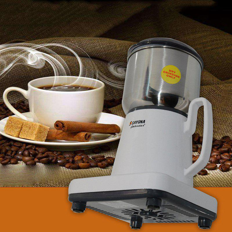 SZJ 836 Stainless Steel Large Capacity Grinder Machine Household Electric Grinder Coffee Powder Grinding Machine Grains