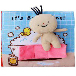 Baby Early Education Puzzle Cloth Book -