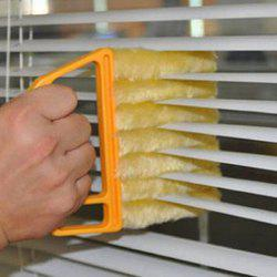 Removable Blinds Cleaning Brush -