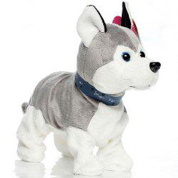 Electric Voice Control Dog Plush Toy -