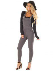 786058n Women's Denim Sling Bib Pants -