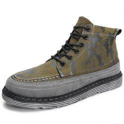 Stylish Casual Comfort Tooling Men's Boots -