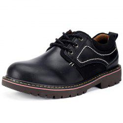 Outdoor Casual Men's Leahter Shoes -