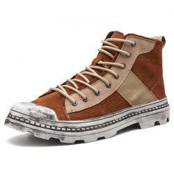 Comfortable Stylish Outdoor Men's Boots -