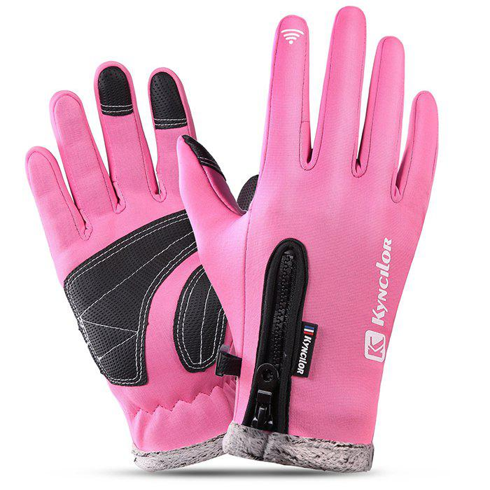 Latest Outdoor Waterproof Windproof Men's Gloves for Riding Mountaineering Ski