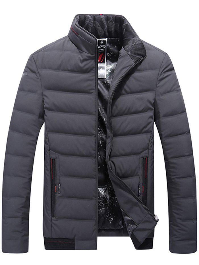 Outfits Men's Casual Fashion Down Coat
