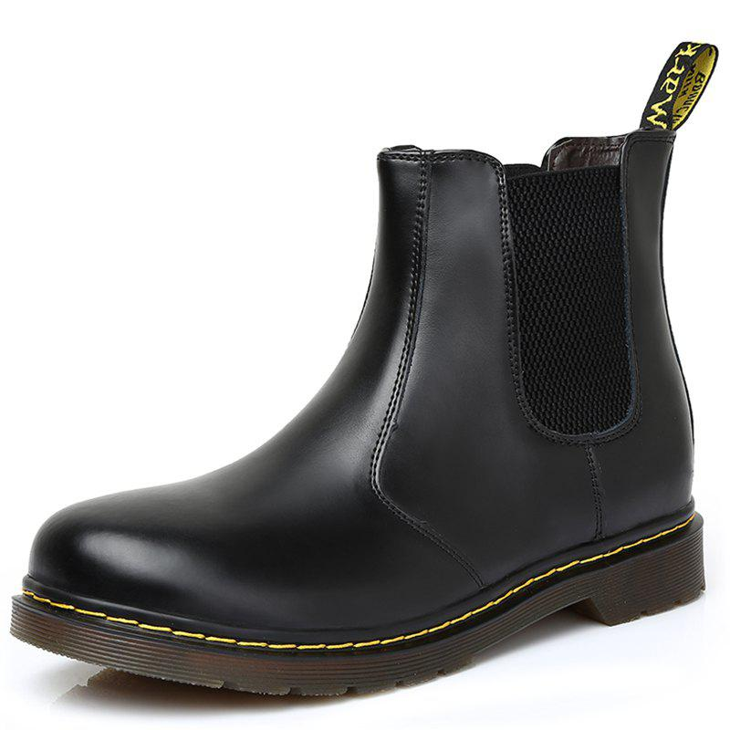 New Men Fashion Comfortable Trend High-top Boots