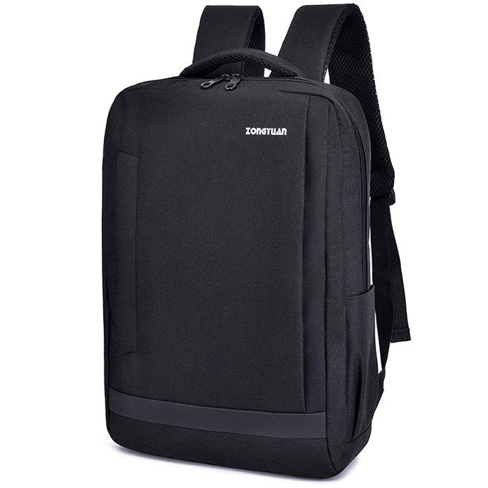 Trendy Men Business Leisure Multifunctional Large Capacity Traveling Backpack