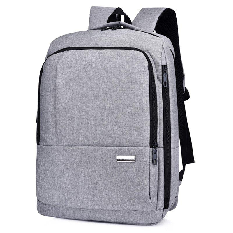 Cheap Men Business Leisure Multifunctional Large Capacity Backpack