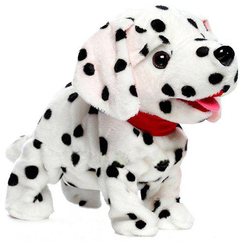 Shop Electric Voice Control Dog Plush Toy
