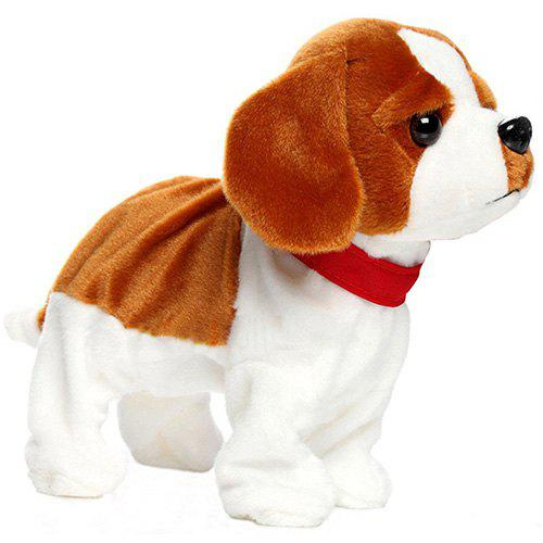 Hot Electric Voice Control Dog Plush Toy