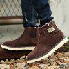 Men's Plus Velvet Warm Snow Boots -