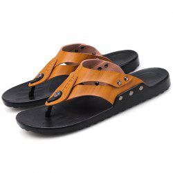Stylish Personality Versatile Comfortable Slippers for Men -