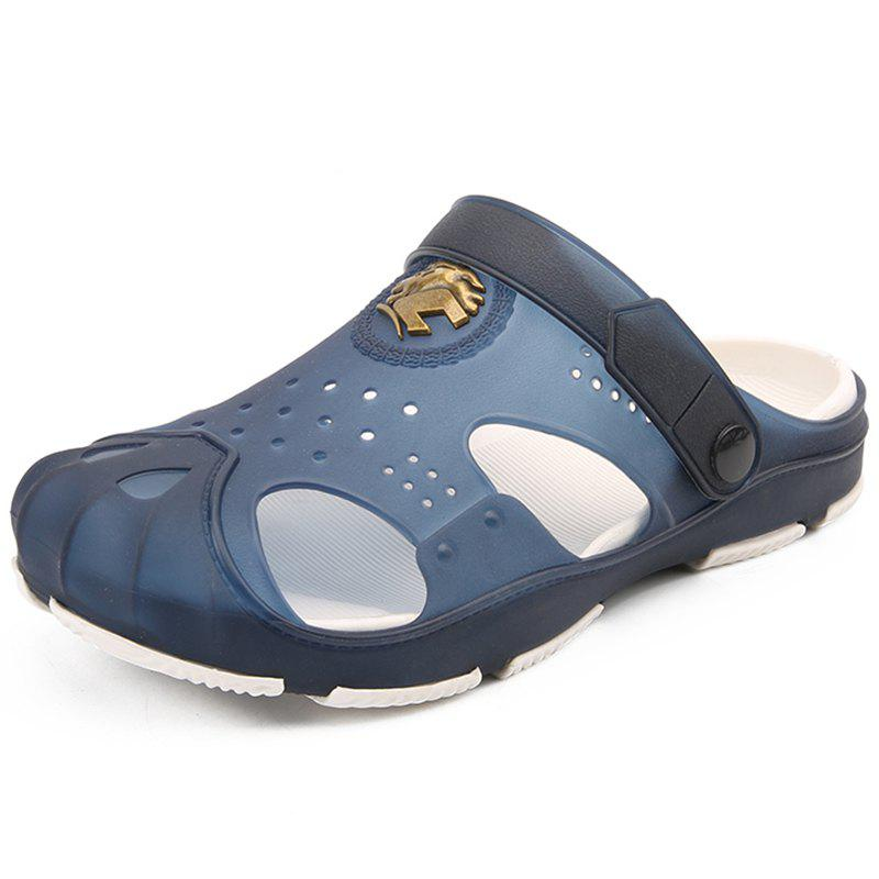 Unique Male Outdoor Sports Leisure Comfortable Slippers