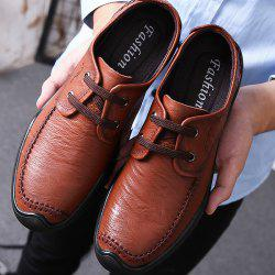 Fashion Men's Casual Leather Shoes -