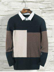 3307 - A662 Personality Handsome Sweater for Male -