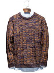 3302 - A662 Men's Half-neck Fashion Sweater -