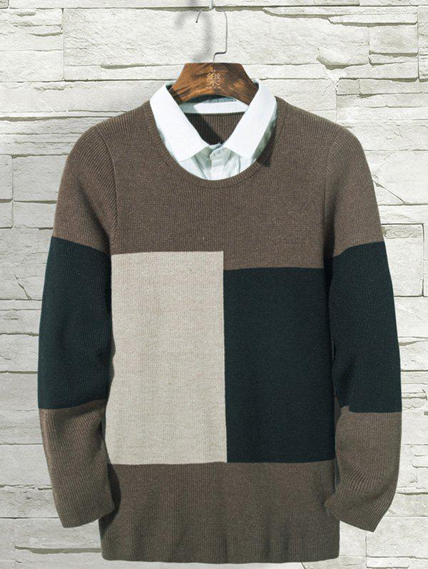 Hot 3307 - A662 Personality Handsome Sweater for Male