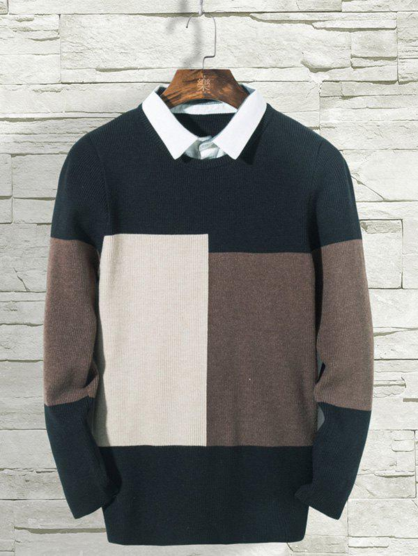 Chic 3307 - A662 Personality Handsome Sweater for Male